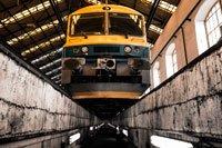 Sistema soffiatura sottocassa industria ferroviaria