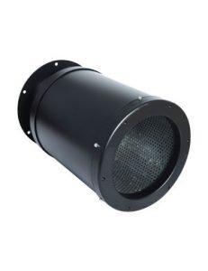 Silenziatore per ventilatore industriale