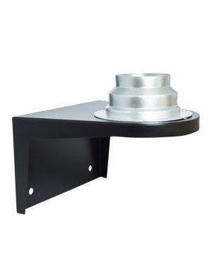 Assieme EPA021 comprensivo di mensola EPA020 e raccordo EP0142B per montaggio a muro del braccio aspirante 4-PRO modello Laboratorio