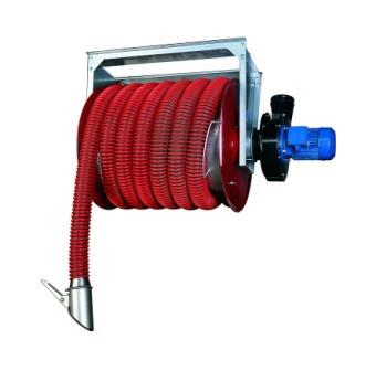Arrotolatore per gas di scarico (serie FRV-FMV)